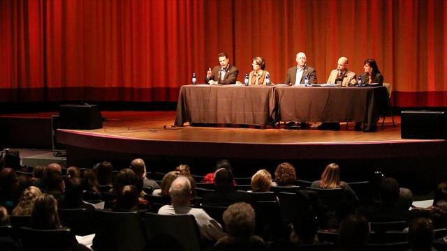 Human Trafficking Task Force Panel